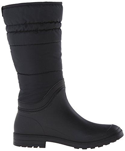 Kamik Newcastle Vrouwen Langstaart Rubberen Laarzen Zwart (black-noir / Blk)