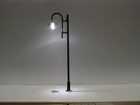 LED farol lámpara linterna para (Typ3 negro) H0 o TT 10er-paquete no necesita mantenimiento: Amazon.es: Juguetes y juegos