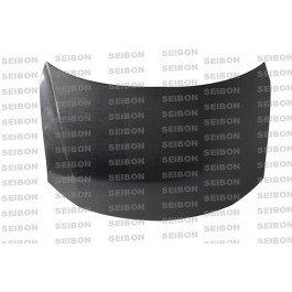 Seibon HD1112SCNTC-OE Carbon Fiber Hood OEM ()