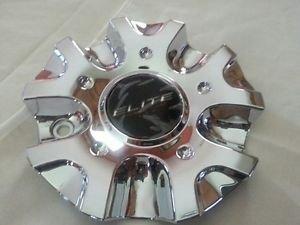 Elite by DUB Center Cap NEW # CAP M-624 rim middle Chrome