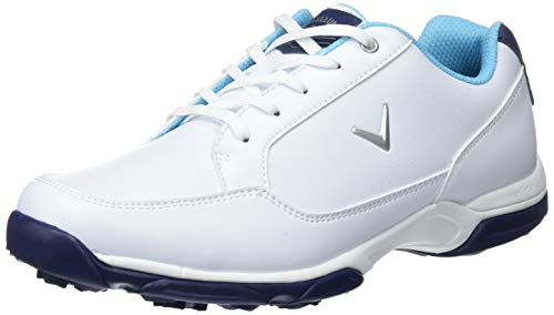 Callaway Women's Cirrus Golf Shoes, (White), 5 UK
