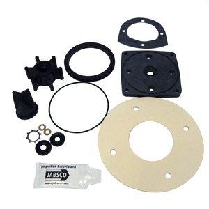 Jabsco Service Kit f/Electric Toilet 37010 Series ()