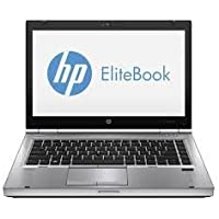 HP EliteBook 8470P 14 Notebook PC - Intel Core i5-3320M 2.6GHz 16GB 320GB DVDRW Windows 10 Professional (Certified Refurbished)