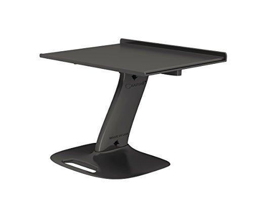 Caazorii Lapdesk, Black (CLD-001-BLK) - Blk Computer Lap Desk
