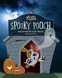 Healthy Dogma Spooky Pooch Bacon Flavored Halloween Dog Treats, -