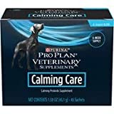 Purina Pro Plan Veterinary Diets Calming Care Probiotic Dog Supplement (90 Sachets)