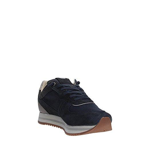 Lotto Leggenda S8840 Zapatillas De Deporte Hombre Gamuza/tejido Blanco Blu