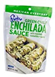 Frontera Green Chile Enchilada Sauce Medium -- 8 fl oz