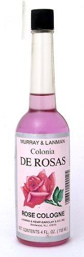 Murray & Lanman Rose Cologne 4 Fl Oz ()