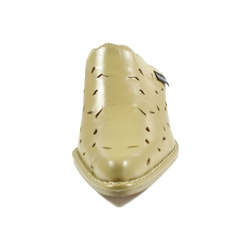 Premium 115 Schuhe Clog 31448 Qualität Western Damen Stahl Beige Beige Kevin BxwaPEqIXP