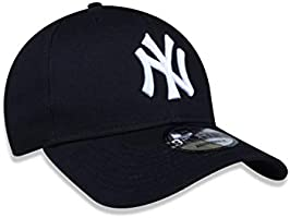 BONE 940 NEW YORK YANKEES MLB ABA CURVA SNAPBACK MARINHO NEW ERA.  Carregando imagens. 3766b71d94011
