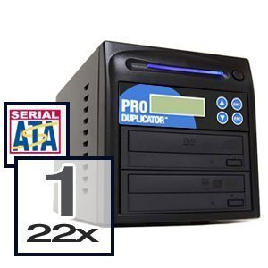 Produplicator M-Disc Support 1-1 Burner 22X DVD CD Duplicator+USB 2.0