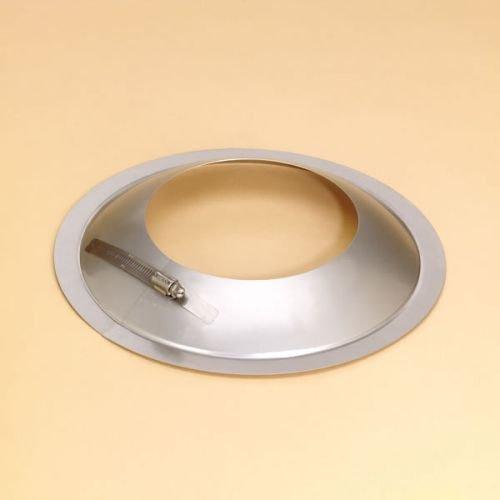 Heat Fab 4826SS Saf-T Vent EZ Seal - 8 Inch Diameter - 304 STORM (Vent Ez Seal)