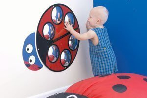 Lily the Ladybug Mirror by Childrens Factory : CF332-569