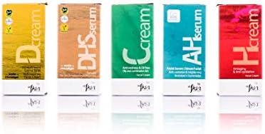 Crema Facial Antiedad y Antioxidante. Crema de Cara Ecológica Certificada. Con Manteca de Karité, Aceite de Jojoba y Aceite de Macadamia. Apta para Todo Tipo de Pieles   Alskin