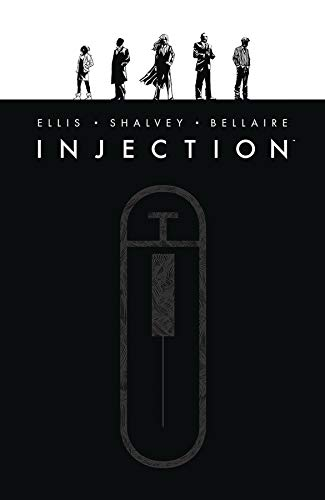 Injection Deluxe Edition Volume 1