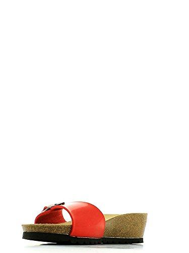SUSIMODA 107514 F14 Sandalias Mujeres Rojo