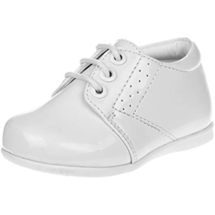 Josmo Baby Boy's First Steps Walking Dress Shoe (Infant, Toddler)