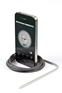 wireless meat thermometer iphone icelsius bbq cooking thermometer for the 16522