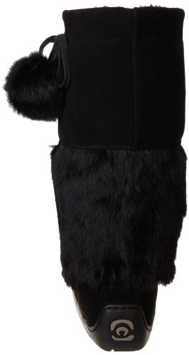 Manitobah Mukluks Womens Snowy Owl Mukluk Winter Boot Black HtG8BWgBs