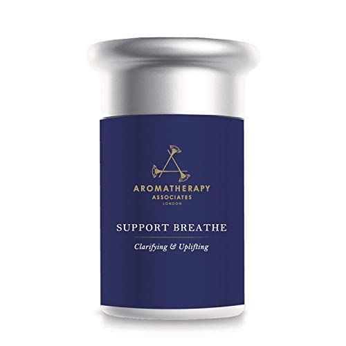 Aera Support Breathe Scented Aromatherapy Essential Oil Capsule - Mood Changing Premium Grade Capsule -Lasts 500 Hours - Schedule Using App Smart 2.0 Diffusers - State of the Art - Capsule Stress Reliever