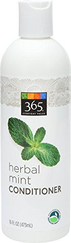 365 Everyday Value, Herbal Mint Conditioner, 16 Fl Oz