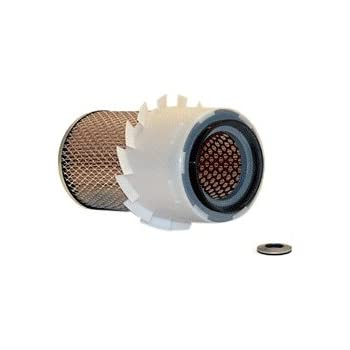 Pack of 1 WIX Filters 46466 Heavy Duty Air Filter W//Fin