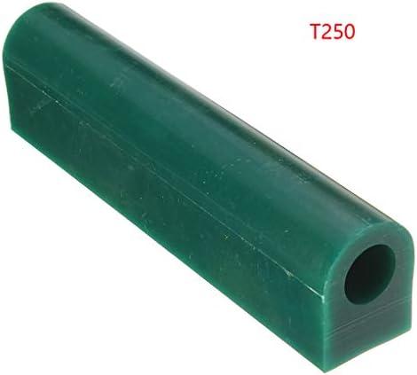 T250 Flat Top Schmuck Ring Formenwachs Ringe Rohrform Schmuck Schnitzen Formringe Gießrohr Werkzeug