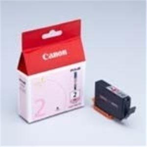 (業務用40セット) Canon キヤノン インクカートリッジ 純正 〔PGI-2PM〕 フォトマゼンタ B07GTN6T9F