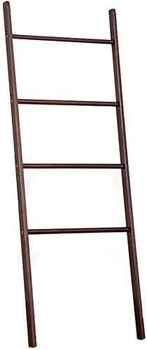Dmjj Toalla de Lujo Titular de la Escalera, de Toallas Moderna con 4, Las Varillas de
