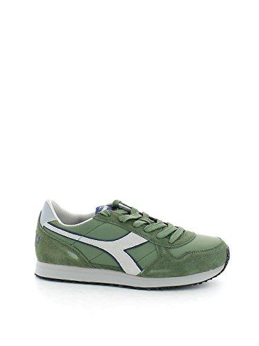 Diadora 101.170825 Sneakers Hombre Gamuza Azul Marino 42 HYEaqR