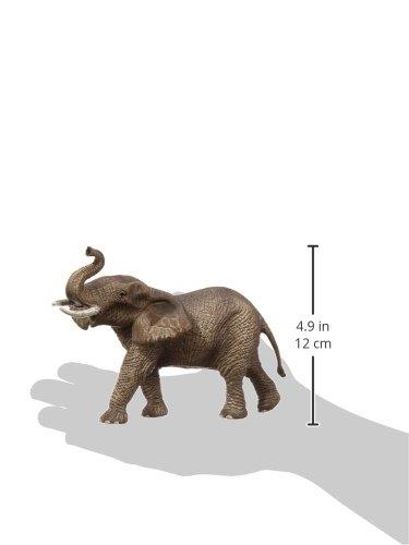 Schleich Male African Elephant Toy Figure Schleich North America 14762