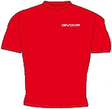 TALLA XXL. Givova Corpus 2 Suéter Elástico Íntimo M/C Camiseta, Unisex Adulto