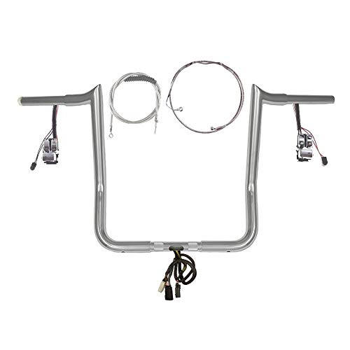 Country Switch Cycle Handlebar (Hill Country Customs 1 1/4