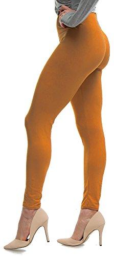 Leggings - Variety of Colors - Mustard ()