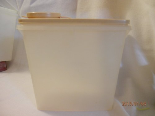 tupperware cereal keeper lid - 3