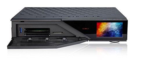 Dreambox DM920 UHD 4 K 1x DVB-C/T2 DUAL TUNER Linux E2 Receiver in