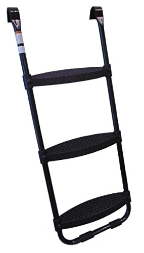 Trampoline Pro Wide 3-Step Trampoline Ladder with