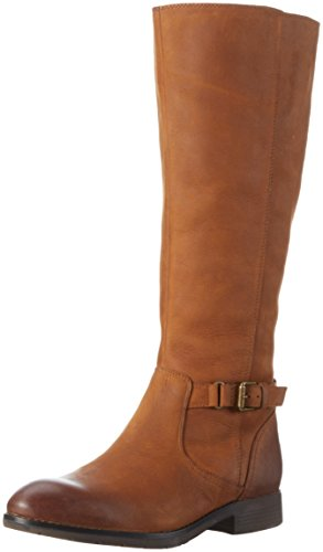 Sebago Nashoba High Boot WP, Stivaletti Donna Marrone (Brown Leather Wp)