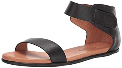 Gentle Souls Women's Break Even Flat Sandal Ankle Strap