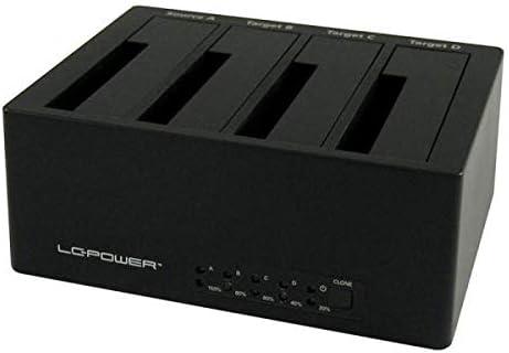 LC-Power LC-Dock-U3 Base de conexión para Disco Duro Negro - Bases ...