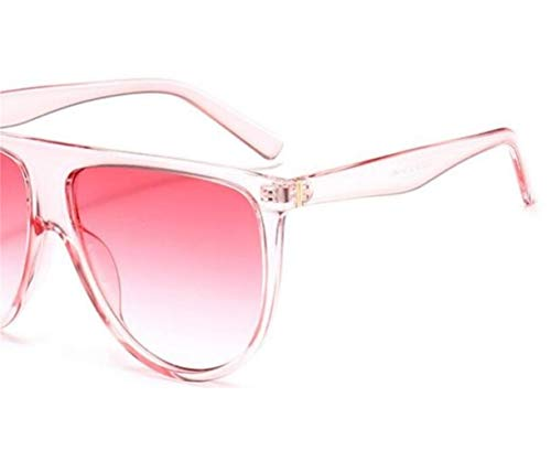 moda al aire UV400 gafas de gafas Pink PC de para protección de Las sol conducir para Frame mujeres hombres los viajar libre de wWxqAF8T
