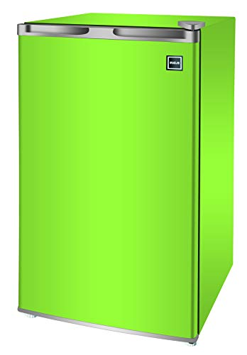 RCA RFR321-FR320/8 IGLOO Mini Refrigerator, 3.2 Cu Ft Fridge, Lime reviews