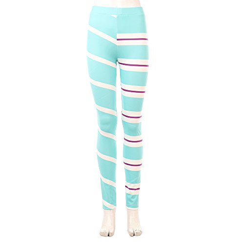 Joyfunny Vanellope Von Schweetz Yoga Leggings Sport Leggings MidWaist Full Length Pants Kids L -