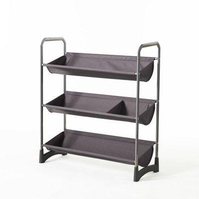 neatfreak Garage/Sport 3 Tier Stackable Multi-Purpose Storage Shelf