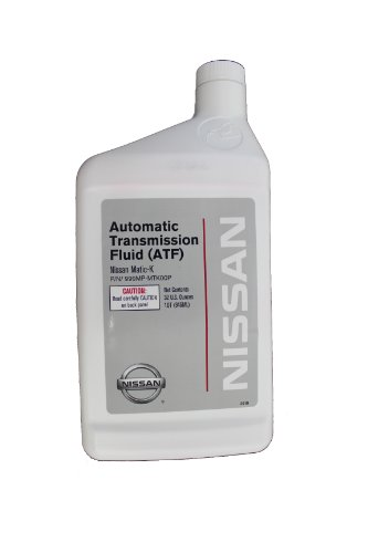 Nissan Genuine Fluid 999MP-MTK00P Matic-K Automatic Transmission Fluid - 1 (Nissan Maxima Automatic Transmission)