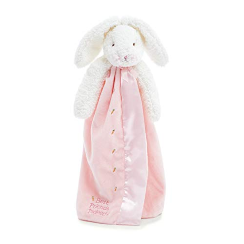 3-6 Months Bunnies by the Bay Cuddle Toe Slippers White
