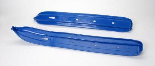 Motovan Ski Protectors - Blue 008-9003B