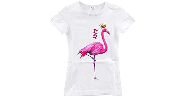 ZCYTIM 2019 Nueva Estética Verano Camiseta Rosa Flamingo Camiseta Moda Camisa De Las Mujeres Ulzzang Kawaii Mujer Tops: Amazon.es: Deportes y aire libre