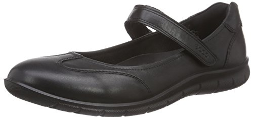 Ecco Calzature Donna Babett Ii Mary Jane Slip-on Mocassino Nero